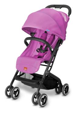 Goodbaby GB Buggy Qbit Posh Pink - pink