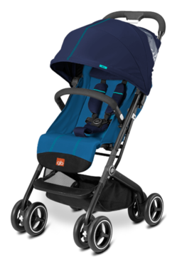 Goodbaby GB Buggy Qbit+ Sea Port Blue - blue