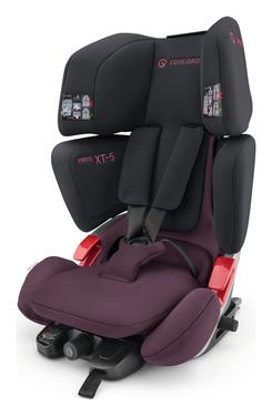 Concord Vario XT-5 Black Edition Black Pink, Isofix