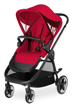 Cybex Iris M-Air Infra Red - red