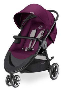 Cybex Agis M-Air 3 Mystic Pink - purple
