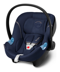 Cybex Aton M Midnight Blue - navy blue