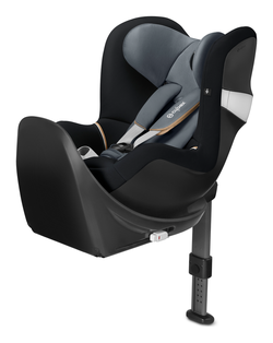 Cybex Sirona M2 i-Size with Base M in Pepper Black - dark grey