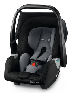 Recaro replacement cover Privia Evo Carbon Black