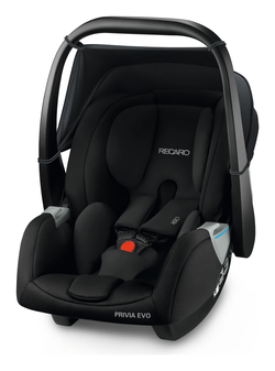 Recaro infant carrier Privia Evo Performance Black, Special offer