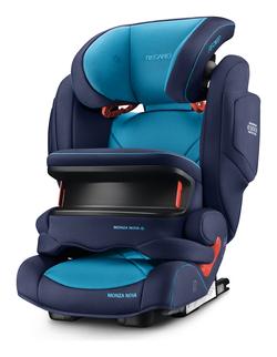 Recaro Monza Nova IS Seatfix Xenon Blue, Isofix