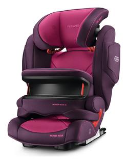 Recaro Monza Nova IS Seatfix Power Berry, Isofix
