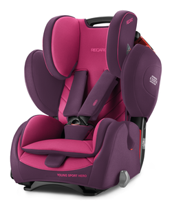 Recaro Young Sport HERO Power Berry 2018 - Special Offer -