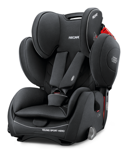 Recaro Young Sport HERO Performance Black 2018 - Special Offer -