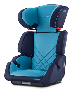 Recaro Milano Seatfix Xenon Blue, Isofix, Special Offer