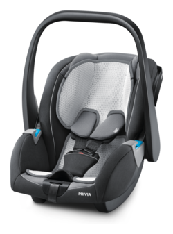 Recaro Air Mesh Summercover for Privia, Privia Evo and Guardia