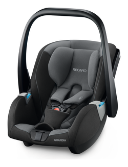 Recaro Guardia Carbon Black, Isofix possible, Special offer