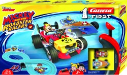 Carrera FIRST Set 20063012 Mickey Roadster Racers
