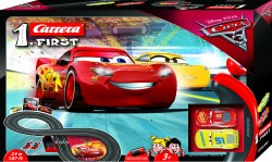 Carrera FIRST Set 20063009 Disney Pixar Cars 3