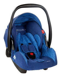 Storchenmühle Replacement Cover for Storchenmühle Infant Carrier Twin 0+ in Navy
