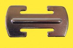 Ersatzteil Gurtbandriegel für Mittelgurt für Kindersitze Storchenmühle Starlight SP, - SP Pro, Recaro Young Sport, - Hero