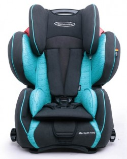 Storchenmühle Replacement Cover for Storchenmühle Child Car Seat Starlight SP Pro in Lagoon