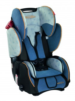 Storchenmühle Child Car Seat Starlight SP in cosmic blue, Special Offer