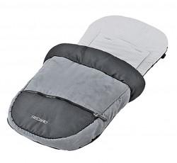 Recaro Fußsack in Asphalt Grey für Buggy und Stroller