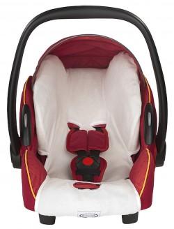 Storchenmühle Sommerbezug für Storchenmühle Babyschale Twin 0+ und Recaro Babyschale Young Profi Plus