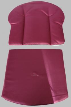 Storchenmühle Hochstuhl Happy Baby I Ersatzbezug in Pink Flower