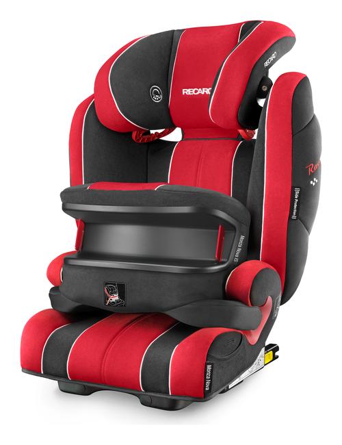 Recaro Monza Nova IS Seatfix (Isofix) in Racing Edition - Bambinokids