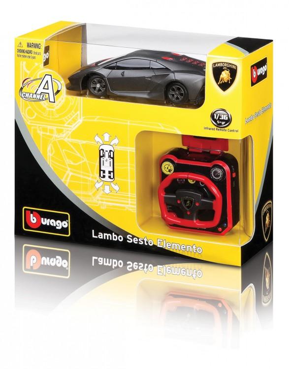 Bburago Lamborghini Sesto Elemento Wrist Racer Bambinokids