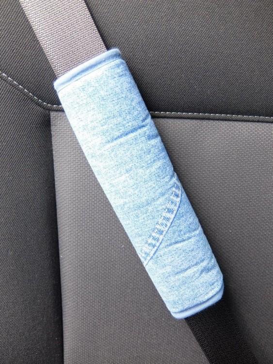 Gurtpolster für Auto Sicherheitsgurte Sicherheitsgurtpolster im SET 2 Stück