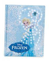 Giochi Preziosi 70874051 - Disney Eiskönigin Tagebuch mit Licht