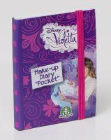 Giochi Preziosi 70022581 - Disney Violetta Kleines Make-Up Tagebuch