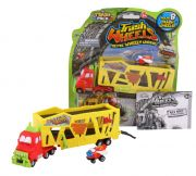 Giochi Preziosi 70681411 - Trash Pack Wheels - car transporter