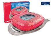 Giochi Preziosi 70012121 - 3D Stadion Puzzle Allianz Arena München