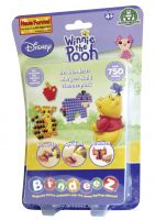 Giochi Preziosi 70102561 - Bindeez Disney refill with 750 beads, Winnie the Pooh