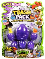 Giochi Preziosi 70683721 - Trash Pack Rotten Eggs 12-part Pack