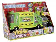 Giochi Preziosi 70017071 - Trash Pack Müllwagen + 2 Müllmonster