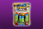 Giochi Preziosi 70683861 - Trash Pack 12 Müllmonster with 3 container