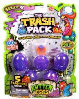 Giochi Preziosi 70683701 - Trash Pack Rotten Eggs 5er Pack