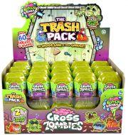 Giochi Preziosi 70684931 - 3er SET Trash Pack Gross Zombies mit je 2 Müllmonster im Sarg