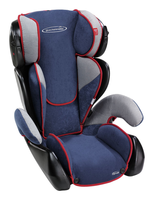 Replacement cover for Storchenmühle Tri Star / Air Seat in Racing Blue