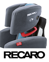 Recaro Start 2.0 belt guides