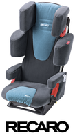 Recaro Start 2.0 Grey Petrol, mit Alurahmenkonstruktion