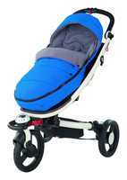 Recaro BabyZen Zen with foot muff