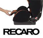Recaro Young Expert Plus recline position