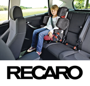 Recaro Start 2.0 with a child