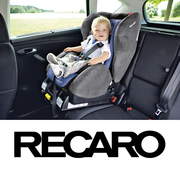 Recaro Young Expoert Plus with a child