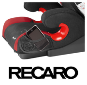 Recaro Monza Nova 2 pocket for audio players