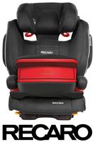 Recaro Ersatzbezug für Monza Nova IS in Black