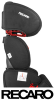 Recaro Milano seating position