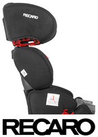 Recaro Milano sleeping position