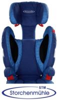 Storchenmühle Solar Seatfix adjustable backrest